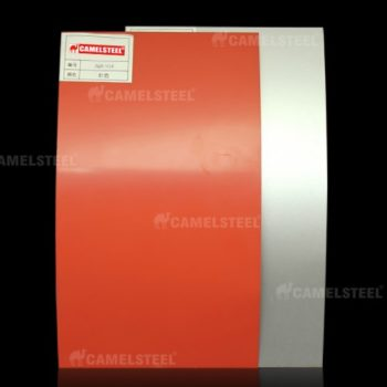 color aluminum building material