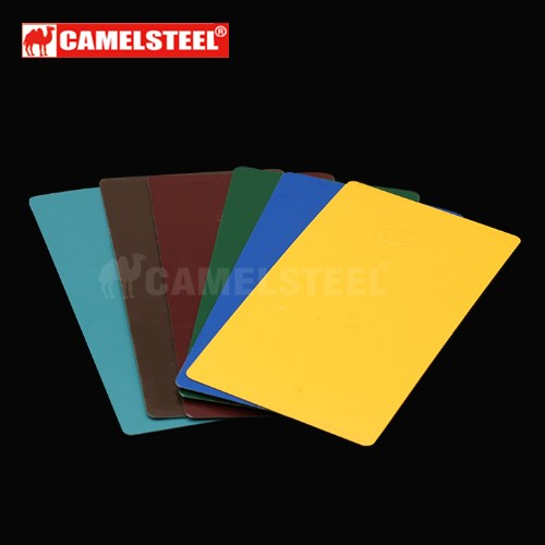 Color coating----CAMELSTEEL