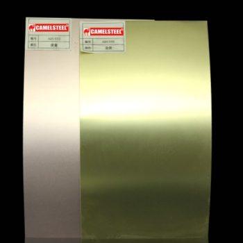 aluminium colour coated coils
