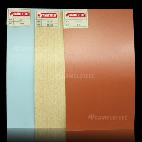 Aluminium Colour Coated Sheet Decorative