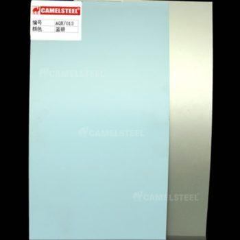 aluminium colour