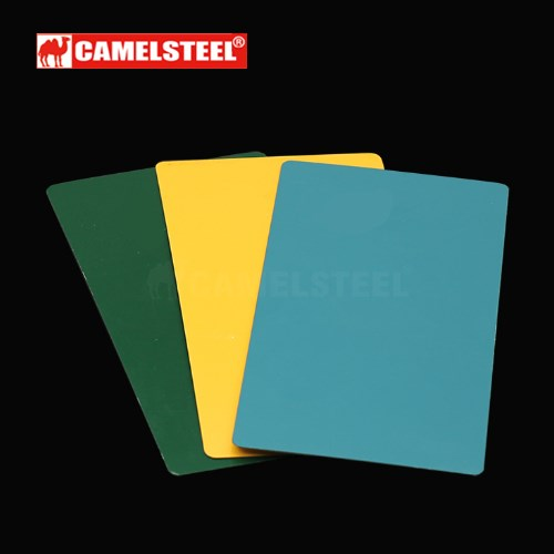 Color coating aluminium sheet metal supplier durable