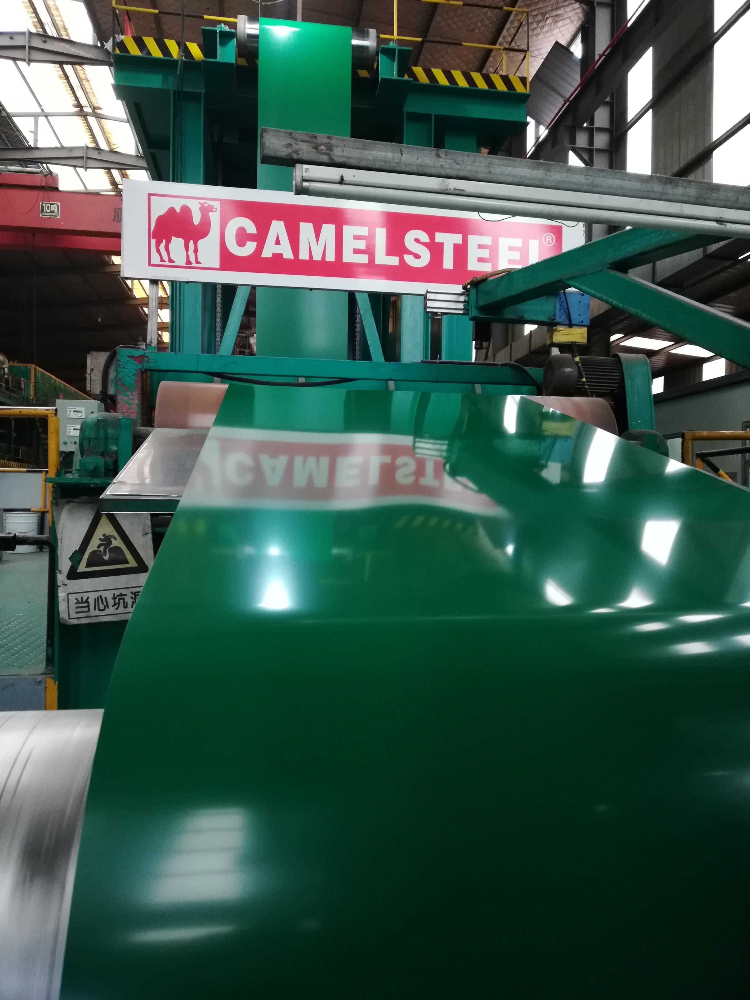Color Aluminum Coils-CAMELSTEEL