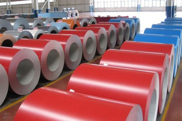 Color Coated Aluminum Coil Features CAMELSTEEL