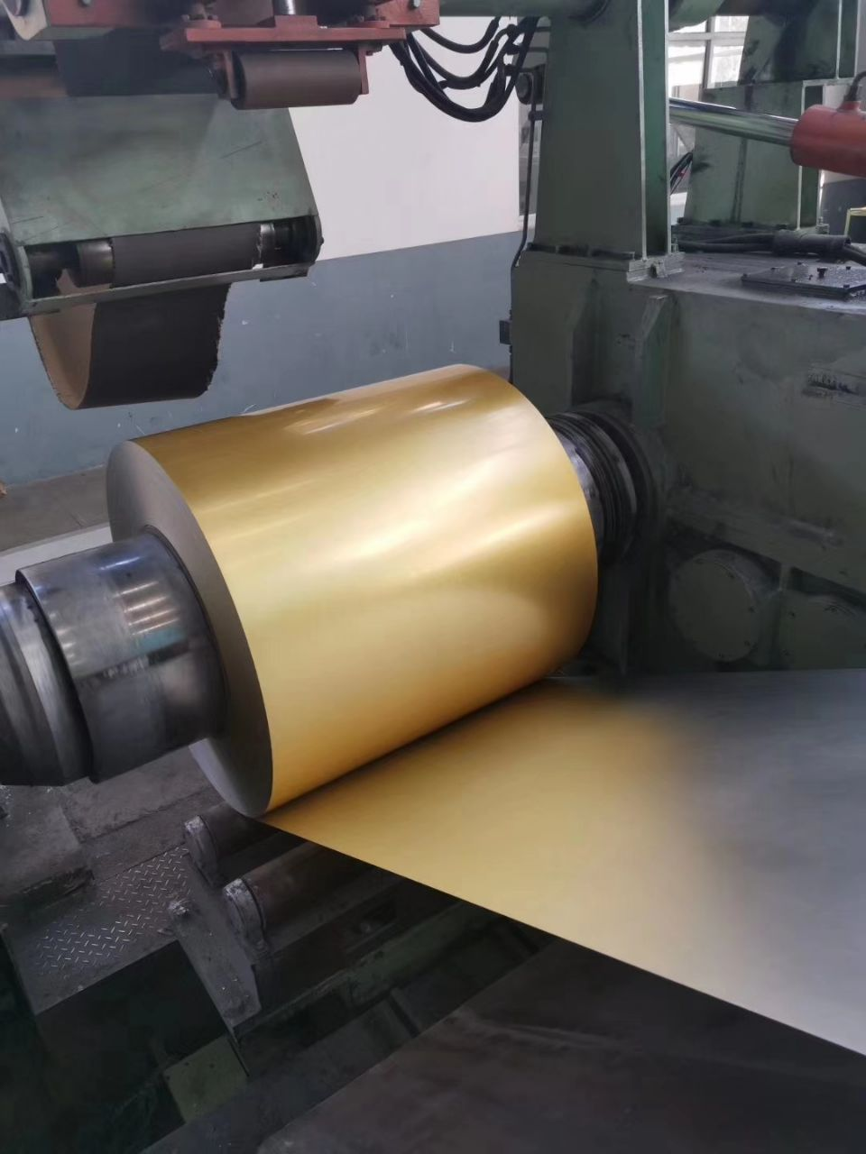 aluminum coil Application